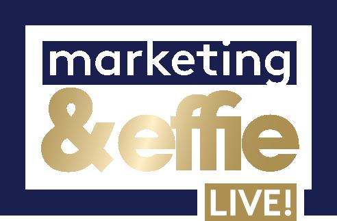 marketing effie live logo