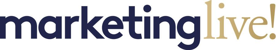 marketing live logo